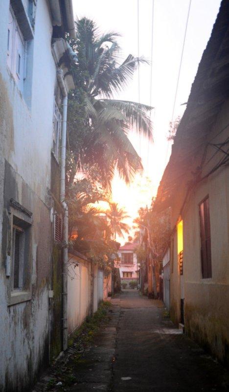 Fort Kochi Sunset
